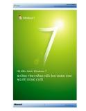 Hệ điều hành WINDOWS 7 NHỮNG TÍNH NĂNG HỮU ÍCH CHO NGƯỜI DÙNG CUỐI  Hệ điều
