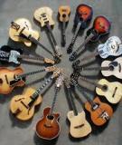 Tài liệu học đánh đàn guitar