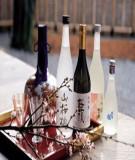 Rượu Sake - Văn hoá Nhật Bản