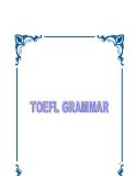 Sách học về TOEFL GRAMMAR
