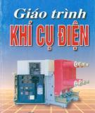 Giáo trình Khí cụ điện - Phạm Văn Chới