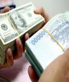 Tài liệu: Chương 2: Tỷ giá hối đoái