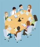 Cách thức tổ chức cuộc họp