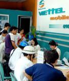 Chiến lược kinh doanh của công ty Viettel