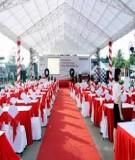 Tổng quan về thị trường tổ chức sự kiện ở Việt Nam
