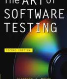 The Art of of Software Testing