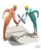 Đàm phán hợp đồng thương mại quốc tế
