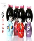 Những loại búp bê truyền thống của Nhật Bản