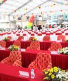 Kỹ năng để tổ chức sự kiện (event)