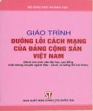 Ngân hàng câu hỏi và đáp án môn Đường lối cách mạng của Đảng cộng sản Việt Nam