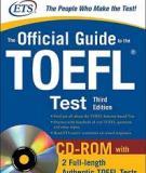 Tài liệu Toefl reading