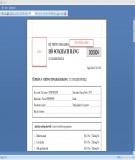 Quản lý hồ sơ khách hàng