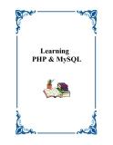Learning PHP & MySQL