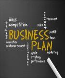 Bản kế hoạch kinh doanh mẫu - James Jones