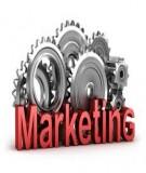 Nghiên cứu marketing - Chương 8: Phân tích và diễn giải dữ liệu trong nghiên cứu marketing