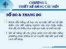 Nghiên cứu Marketing - Chương 5 - Thiết kế bảng câu hỏi