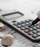 Nguyên lý kế toán - Sổ kế toán, liên hệ với sổ kế toán tổng hợp của hình thức chứng từ ghi sổ