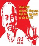 Tư tưởng Hồ Chí Minh - Vận dụng tư tưởng HCM vào việc xây dựng Nhà nước trong công cuộc đổi mới