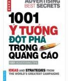 Sách 1001 ý tưởng đột phá trong quảng cáo - Luc Dupont