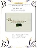 Tiểu luận: Thiết kế mạch hiển thị thường dùng LED MATRiX