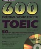 Sách 600 Essential Words for the TOEIC Test