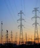 Vận hành hệ thống Điện: Chương 1 - Các phương pháp dự báo phụ tải điện năng