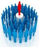 Quản lý nhân sự - Thấu hiểu từng con người trong tổ chức