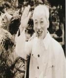 Chủ tịch Hồ Chí Minh về đạo đức và văn minh Cộng sản trong xây dựng Đảng Cộng sản Việt Nam