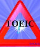 Tài liệu hay về Luyện thi TOEIC