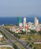 Biến đổi khí hậu và quy hoạch đô thị thành phố Cần Thơ