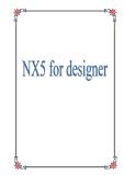 NX5 for designer