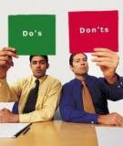 Những điều cần biết khi dự phỏng vấn