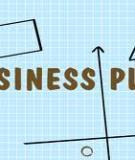 Khóa luận tốt nghiệp: Lập kế hoạch kinh doanh cho Công ty phà An Giang
