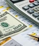 Bài tập kế toán chi phí kèm theo lời giải