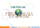 Bài giảng môn luật môi trường_Chương 3