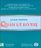 Giáo trình Quản lý đô thị - GS.TS Nguyễn Đình Hương