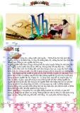 Những bài thơ và câu chuyện về ngày 20/11