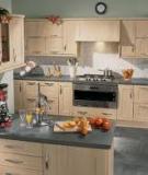 Mẹo chùi rửa bếp bằng các nguyên liệu tự nhiên