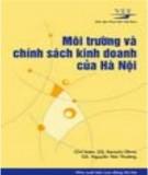 Môi trường và chính sách  kinh doanh của Hà Nội - Mở Đầu