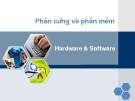 Phần cứng và phần mềm