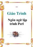 Giáo trình: Ngôn ngữ lập trình Perl