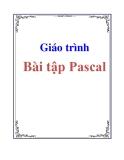 Ebook: Bài tập Pascal