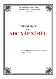 Đồ án thiết kế mạch: ADC xấp xỉ đều