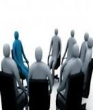 Kỹ năng đàm phán thương lượng trong kinh doanh