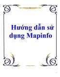 Hướng dẫn sử dụng Mapinfo