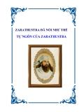 Tự ngôn của Zarathustra