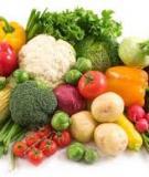 Thức ăn nào có lợi cho sức khỏe người cao tuổi?