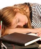 8 lý do khiến bạn mệt mỏi