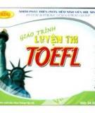 Giáo trình cần thiết học TOEFL