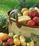 Sử dụng nấm Tricodermna để phòng trừ sâu bệnh cho vườn cây ăn quả